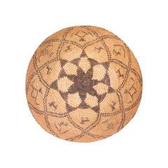 Apache Pictorial Basket, circa 1900