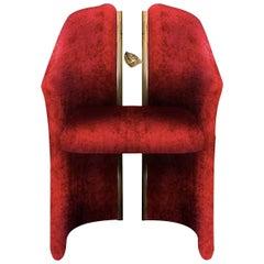 Apart Armchair by Livio Ballabio