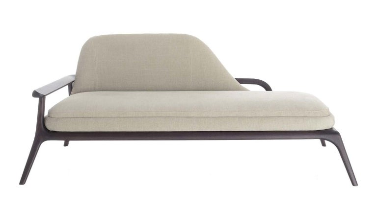 Aplomb Chaise Longue In New Condition For Sale In Milan, IT
