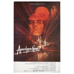 """Apocalypse Now"" 1979 U.S. One Sheet Film Poster"