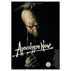'Apocalypse Now' Original Vintage Movie Poster, German, 1979