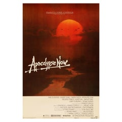 'Apocalypse Now' Original Vintage US One Sheet Movie Poster, 1979