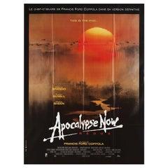 'Apocalypse Now Redux' R2001 French Grande Film Poster