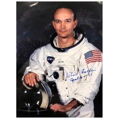 Apollo 11 Crew Signed Colour Photographs Complete Set, 1969