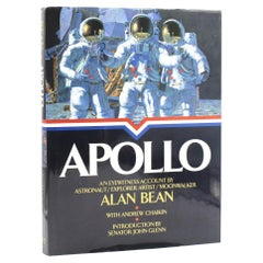 Apollo An Eyewitness Account by Alan Bean, Signed by Alan Bean, 1998