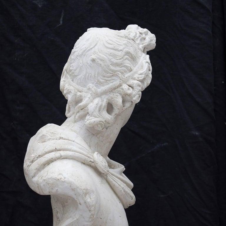 Italian Apollo Belvedere Sculpture For Sale