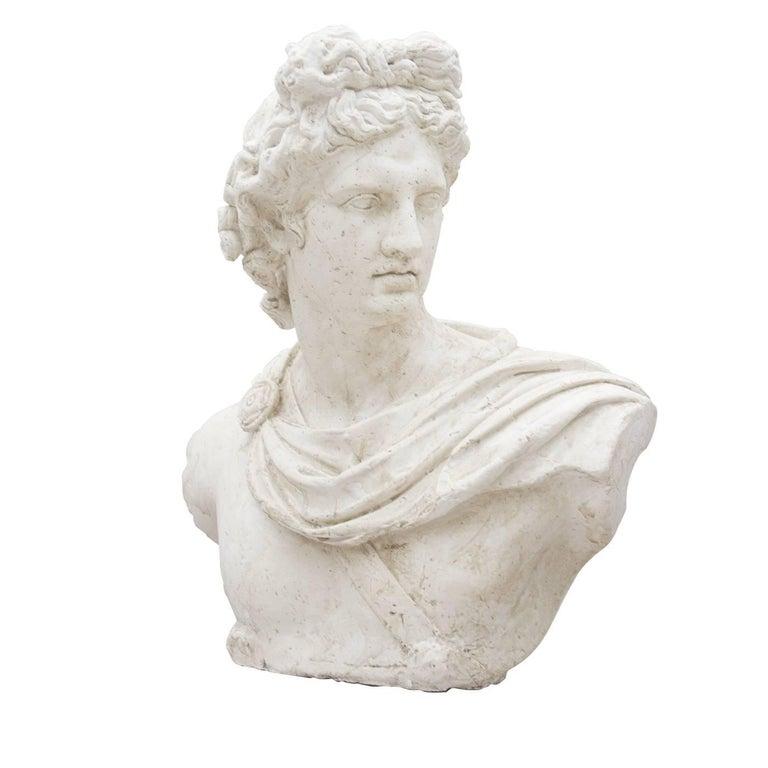 Apollo Belvedere Sculpture For Sale