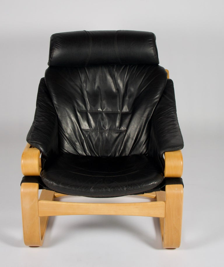 Strange Apollo Chair And Ottoman By Svend Skipper For Skippers Mobler Caraccident5 Cool Chair Designs And Ideas Caraccident5Info