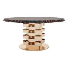 Apollo Dining Table by Giannella Ventura