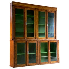Apothecary Display Cabinets Ukraine circa 1930s Number 23