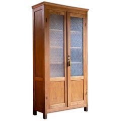 Apothecary Haberdashery Cabinets circa 1930s Numbers 1, 3, 6, 7