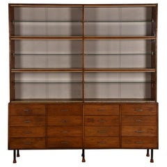 Apothecary Haberdashery Display Cabinet circa 1930s Number 12