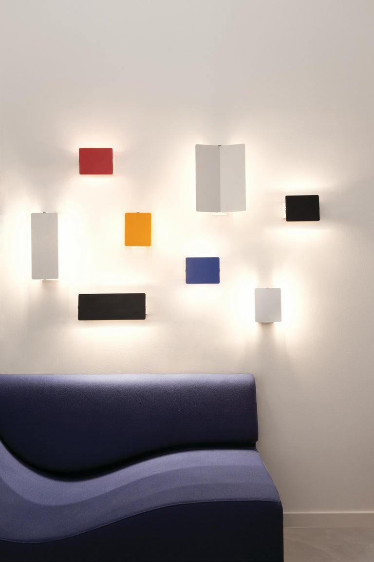 French Appliqué A Volet Pivotant Double by Charlotte Perriand For Sale