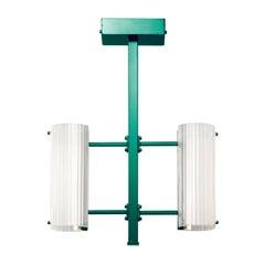 Aquamarine Pendant Lamp