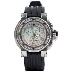 Aquanautic Princess Cuda Diamond Bezel Watch