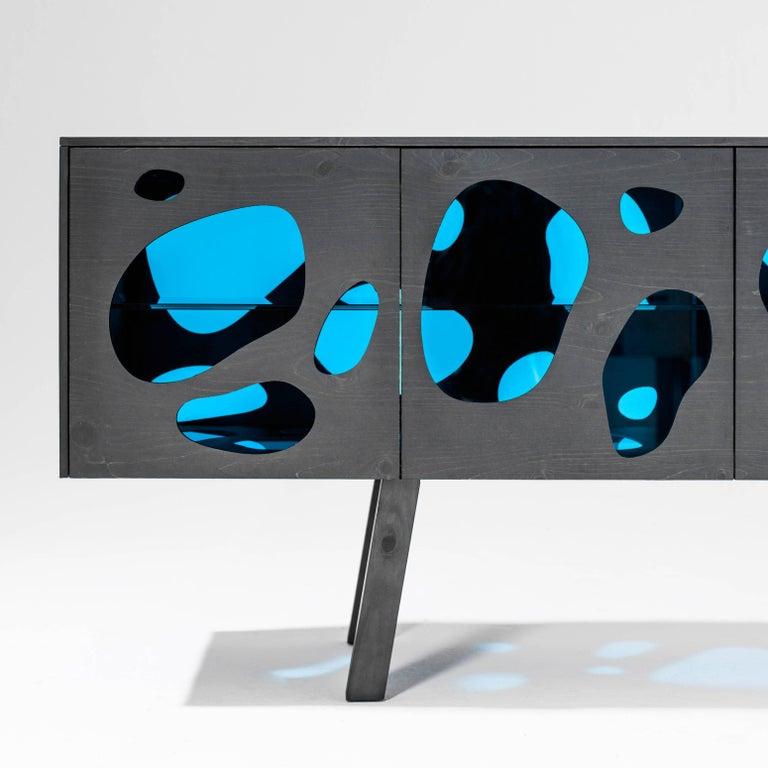 Spanish Aquario Sideboard Campana Brothers For Sale