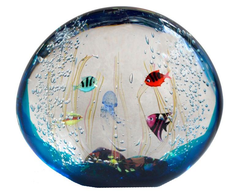 Other Aquarium by Elio Raffaeli for Ars Murano For Sale