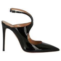 Aquazzurra Woman Pumps Black EU 40
