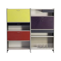 A.R. Cordemeijer / L. Holleman Model 5600 Wall Unit for Gispen