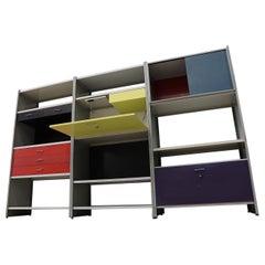 A.R. Cordemeyer 5600 Industrial Storage Cabinet, Room Divider
