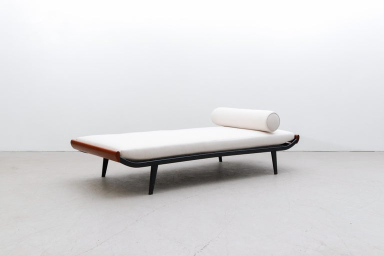 Enameled A.R. Cordemeyer 'Cleopatra' Daybed for Auping For Sale