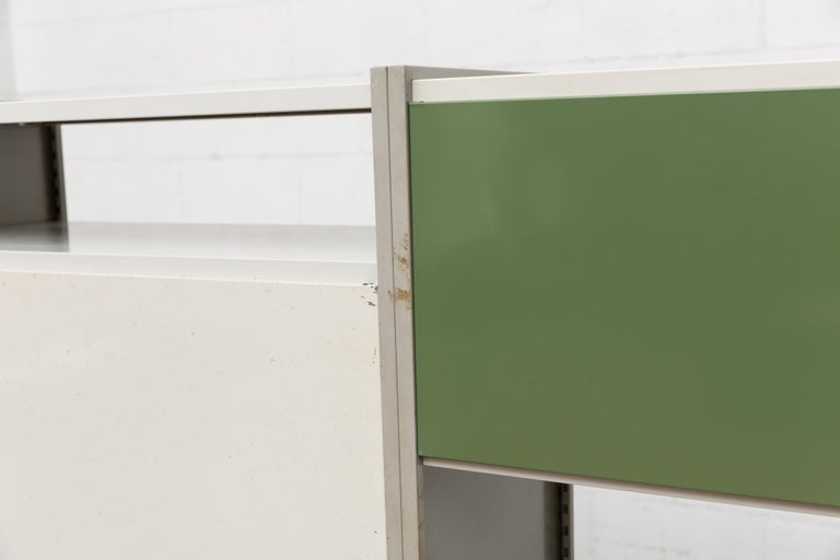 A.R. Cordemeyer Three-Section Cabinet for Gispen For Sale 2