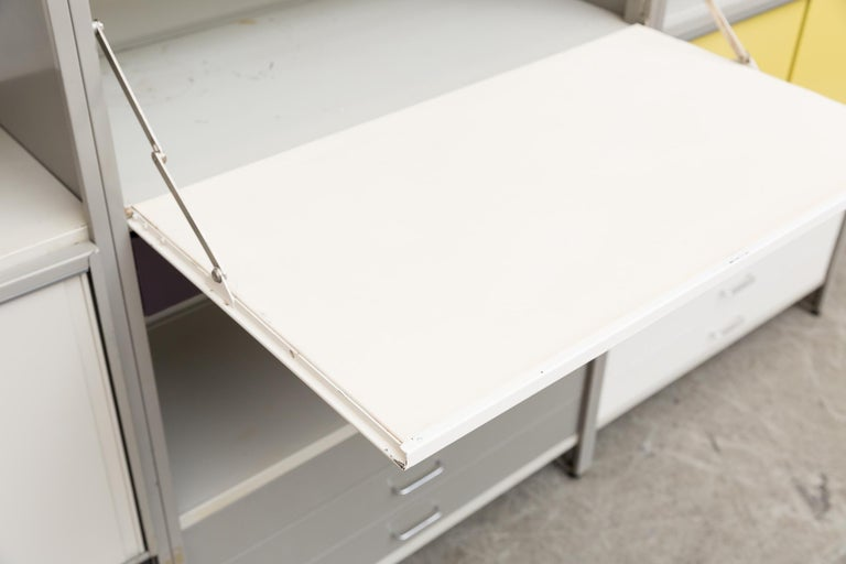 A.R. Cordemeyer Three-Section Cabinet for Gispen For Sale 7