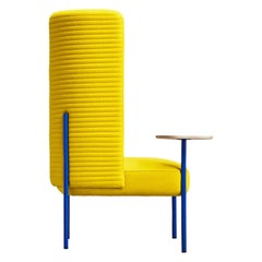 Ara Armchair with Side Table by PerezOchando