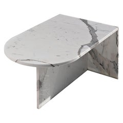 Ara Marble Coffee Table by Edition Club