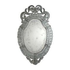 Arabesco Mirror by Ongaro & Fuga