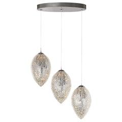 Arabesque Egg 3-Light Pendant Lamp