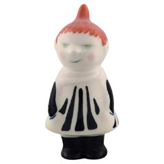 Arabia, Finland, Rare Little My Figure from the Moomins in Stoneware