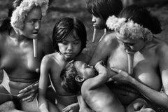 Índios Zoe, Rio Cuminapanema, Pará