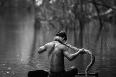 Ribeirinho Rio Solimoes the Amazon Forest, Brazil (Photography)