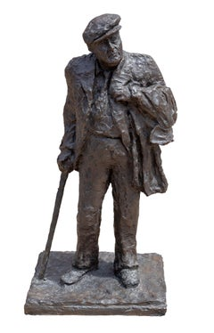 Andre Derain, Bronze Sculpture by Arbit Blatas