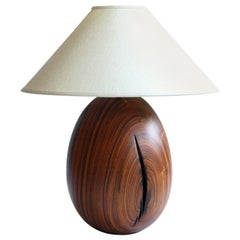 Árbol Table Lamp Collection, Morado Wood LM1