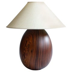 Árbol Table Lamp Collection, Morado Wood LM2