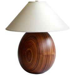 Árbol Table Lamp Collection, Morado Wood SM3