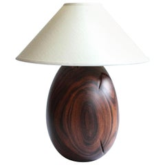 Árbol Table Lamp Collection, Morado Wood SM5