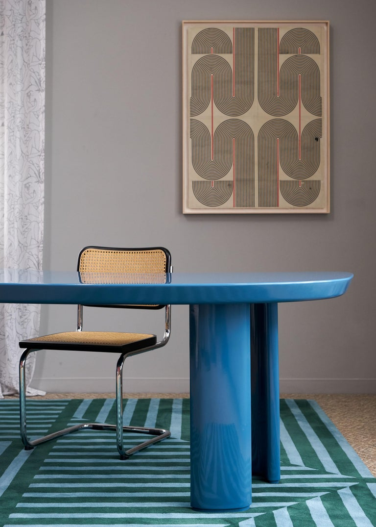 American Arc Desk by Frampton Co For Sale