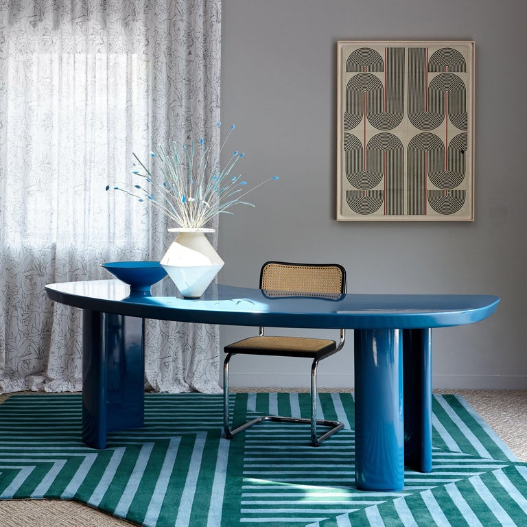Arc Desk by Frampton Co For Sale