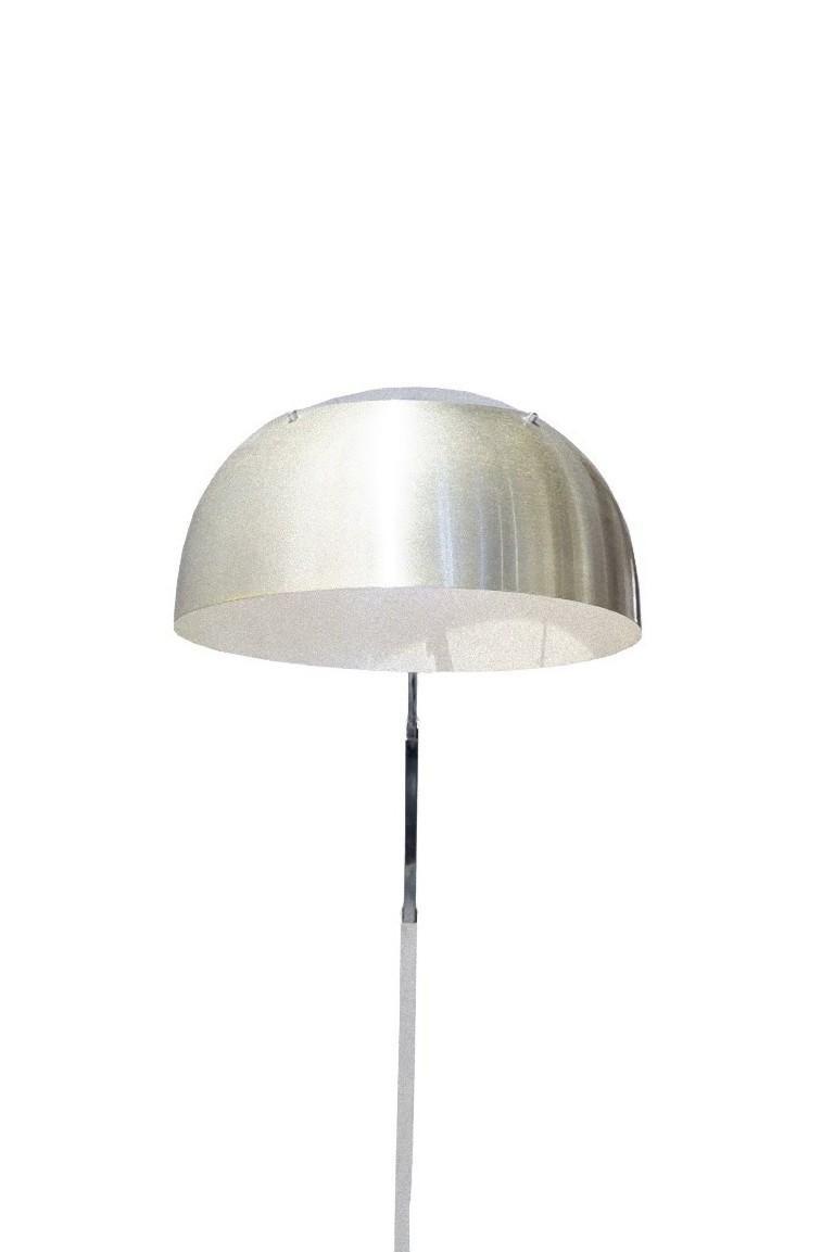 Italian Arc Lamp, Fabio Lenci, 1970s For Sale