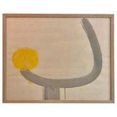 Arc Line Painting by Di Vincente