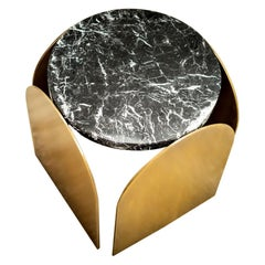 Arcade Marble Side Table by Essenzia