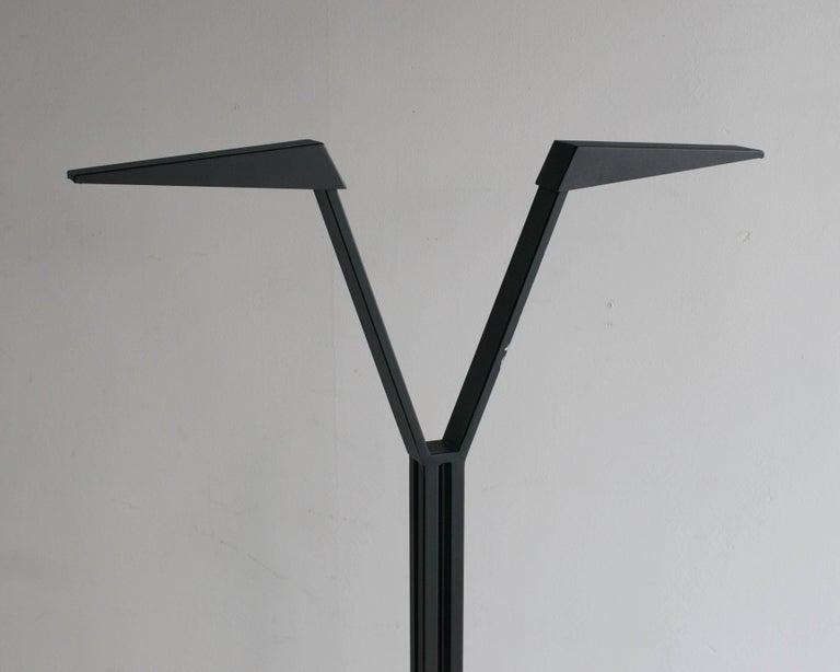 Late 20th Century Arcade Roverto Maracatti for Zeus Postmodern Minimal For Sale