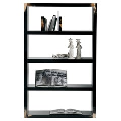 Arcahorn Frida Bookcase with Gloss Finish by Filippo Dini
