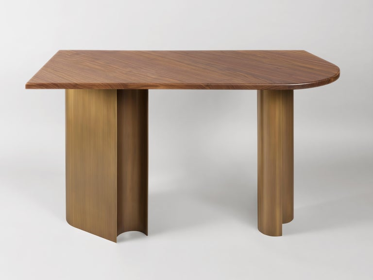 French 'Arche' Desk by Charles Kalpakian For Sale