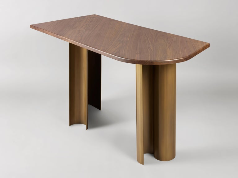 'Arche' Desk by Charles Kalpakian In New Condition For Sale In Paris, FR