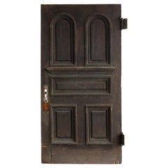 Arched Recess Door