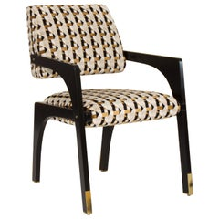 Arches Dining Chair, Twist and Brass, InsidherLand by Joana Santos Barbosa